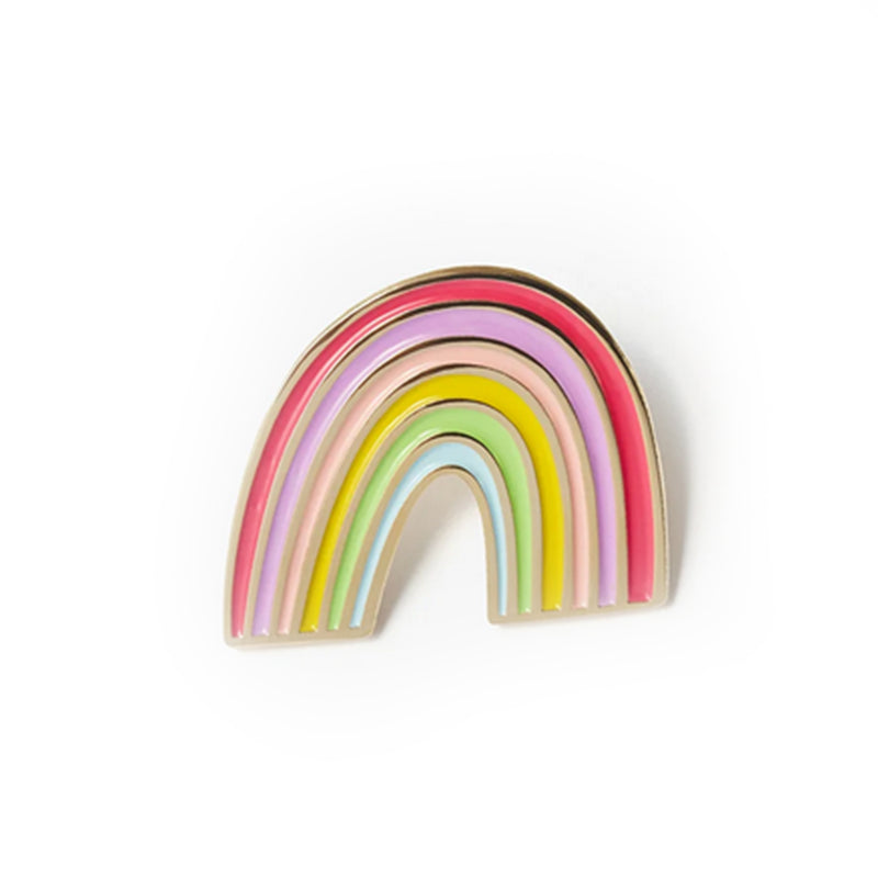 Rainbow Pin - All She Wrote
