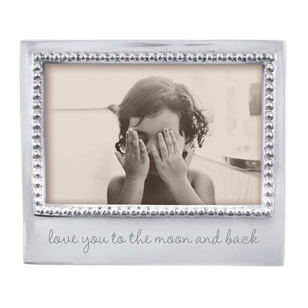 Moon and Back Frame - All She Wrote