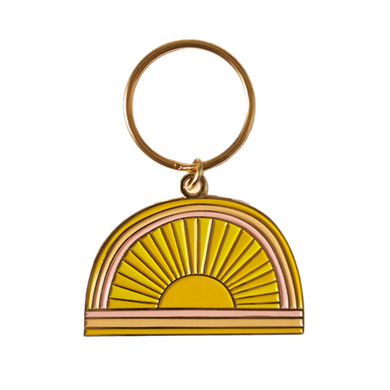 Sunshine Keychain - All She Wrote
