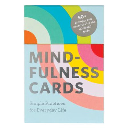 Mindfulness Cards - All She Wrote