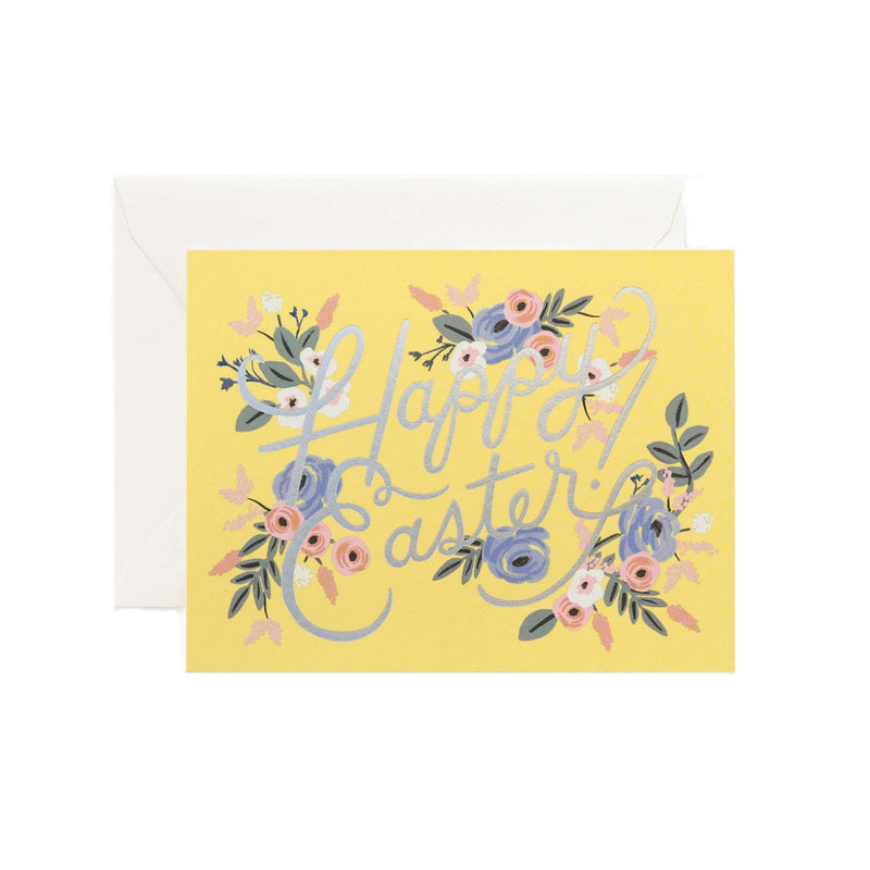 Sunshine Easter Card - All She Wrote