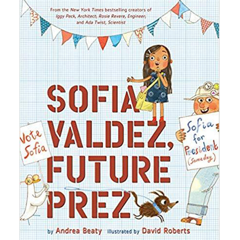 Sofia Valdez Future Prez - All She Wrote