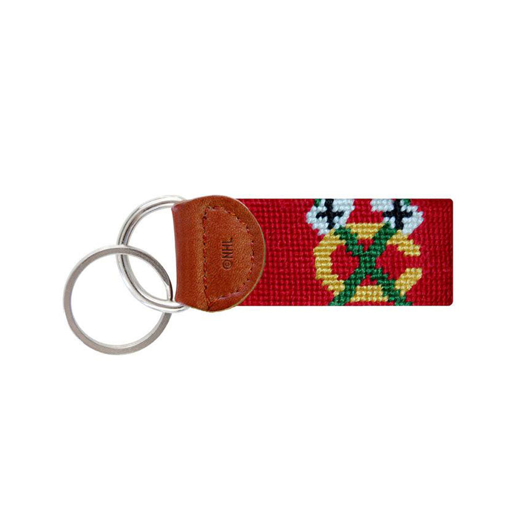 Blackhawks Key Fob - All She Wrote