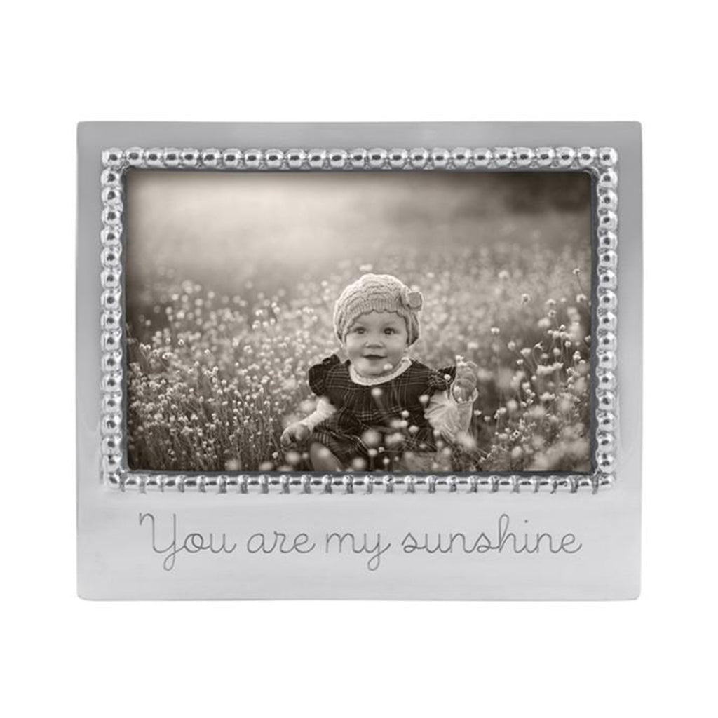 You Are My Sunshine Frame - All She Wrote