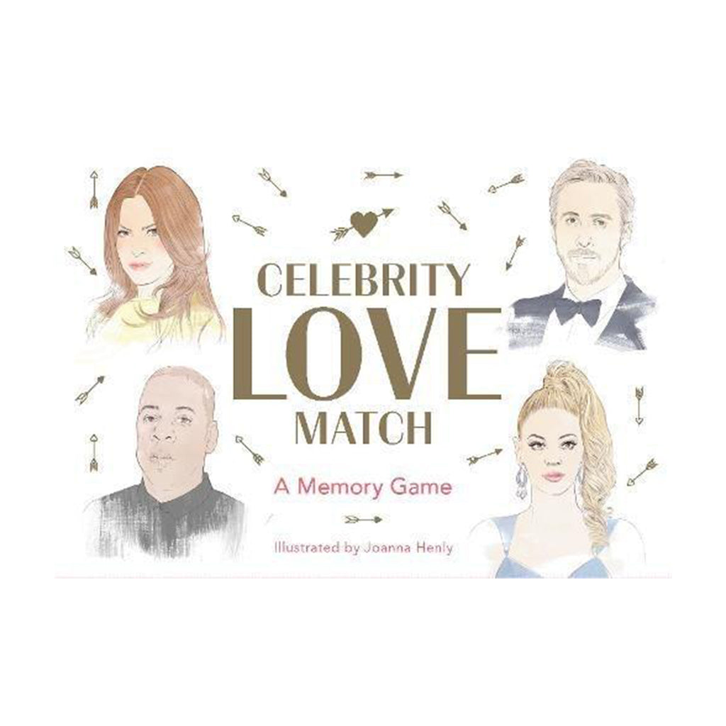 Celebrity Love Match - All She Wrote