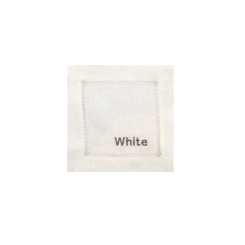 Ladder Edge Luncheon Napkin