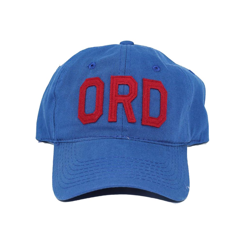 Royal Blue ORD Hat - All She Wrote
