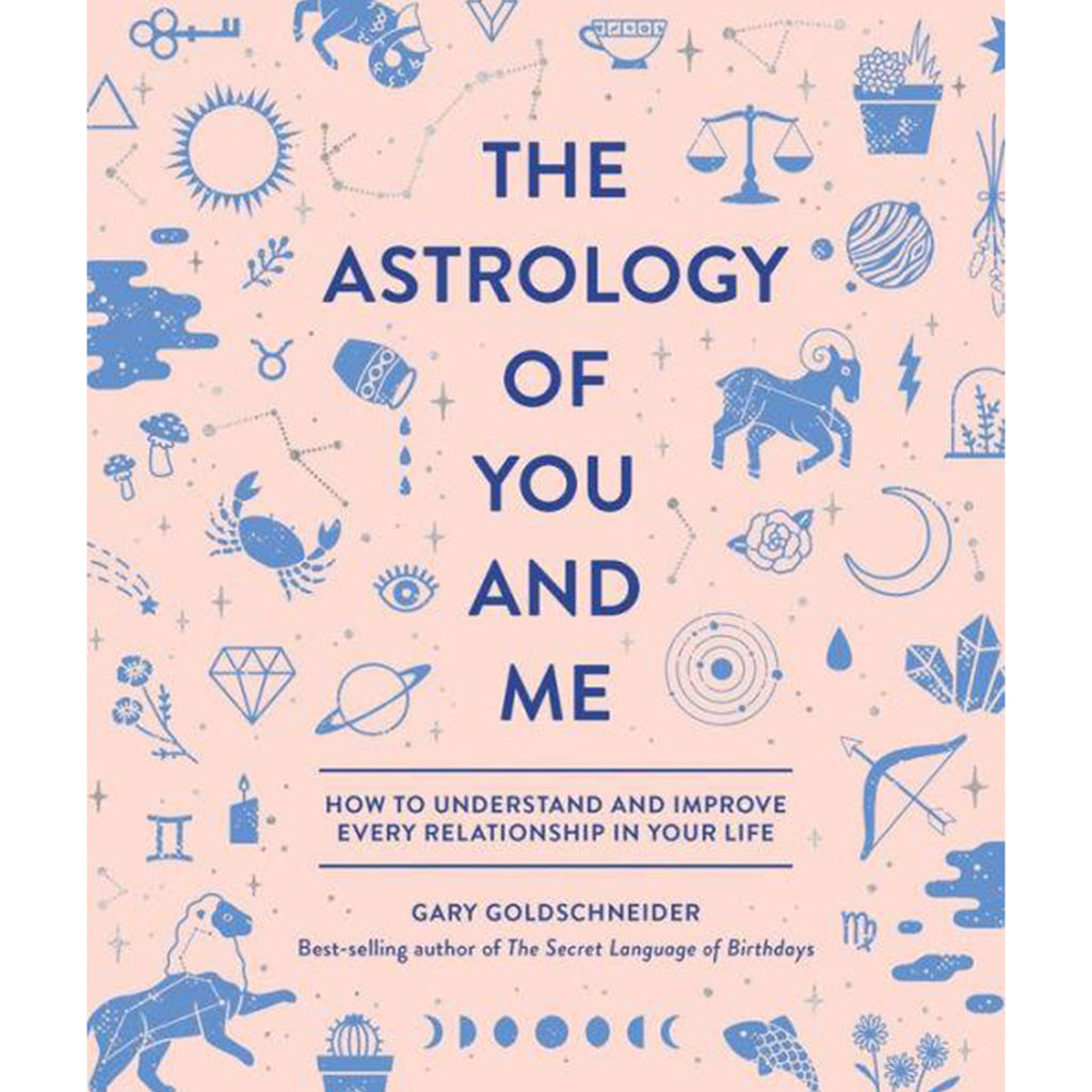 Astrology of You and Me - All She Wrote
