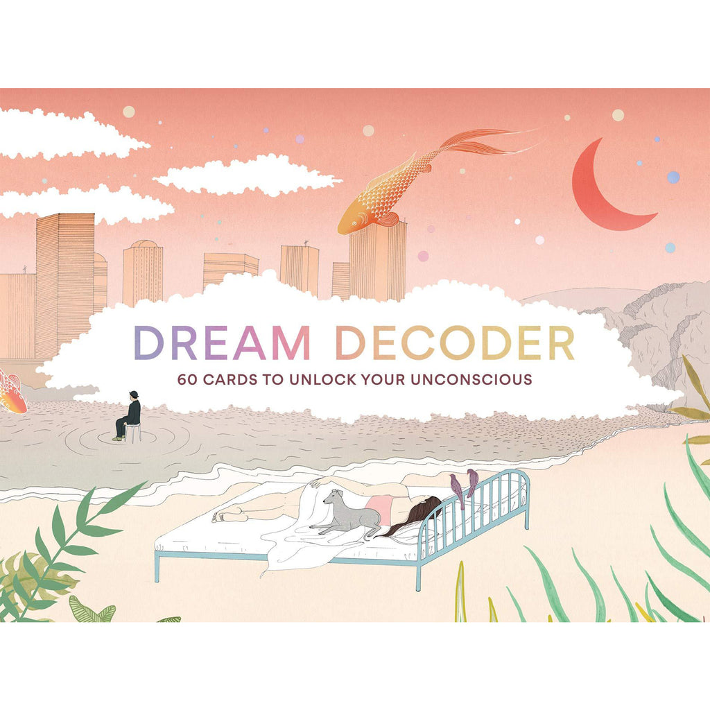Dream Decoder Cards - All She Wrote