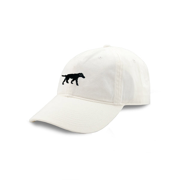 Black Lab Needlepoint Hat