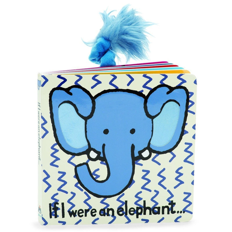 If I Were an Elephant - All She Wrote