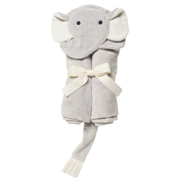 Elephant Baby Bath Wrap - All She Wrote