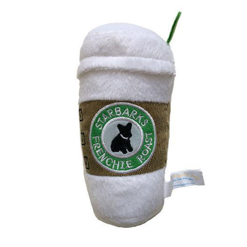 Starbarks Coffee Dog Toy - All She Wrote