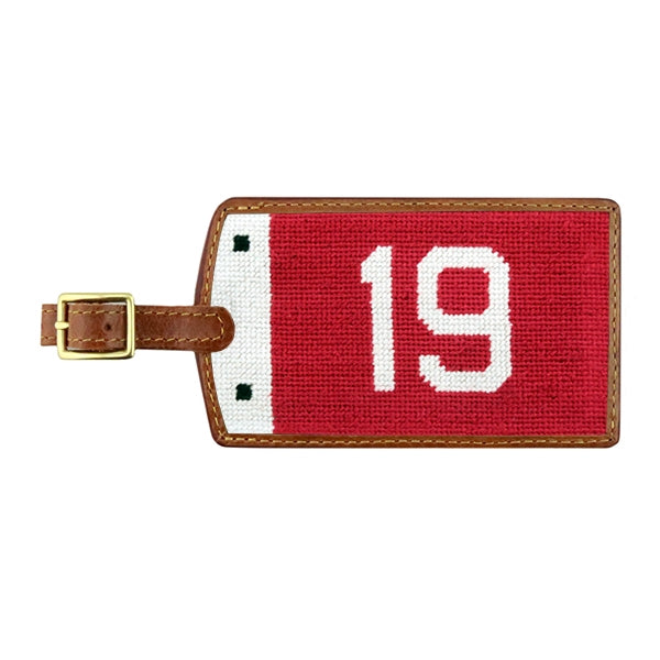 19th Hole Luggage Tag - All She Wrote