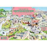 Impressionism Puzzle - All She Wrote