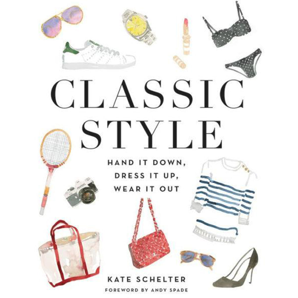 Classic Style - All She Wrote