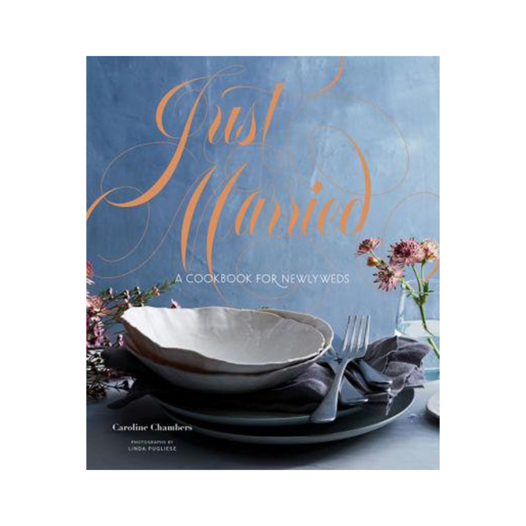 Just Married Cookbook - All She Wrote