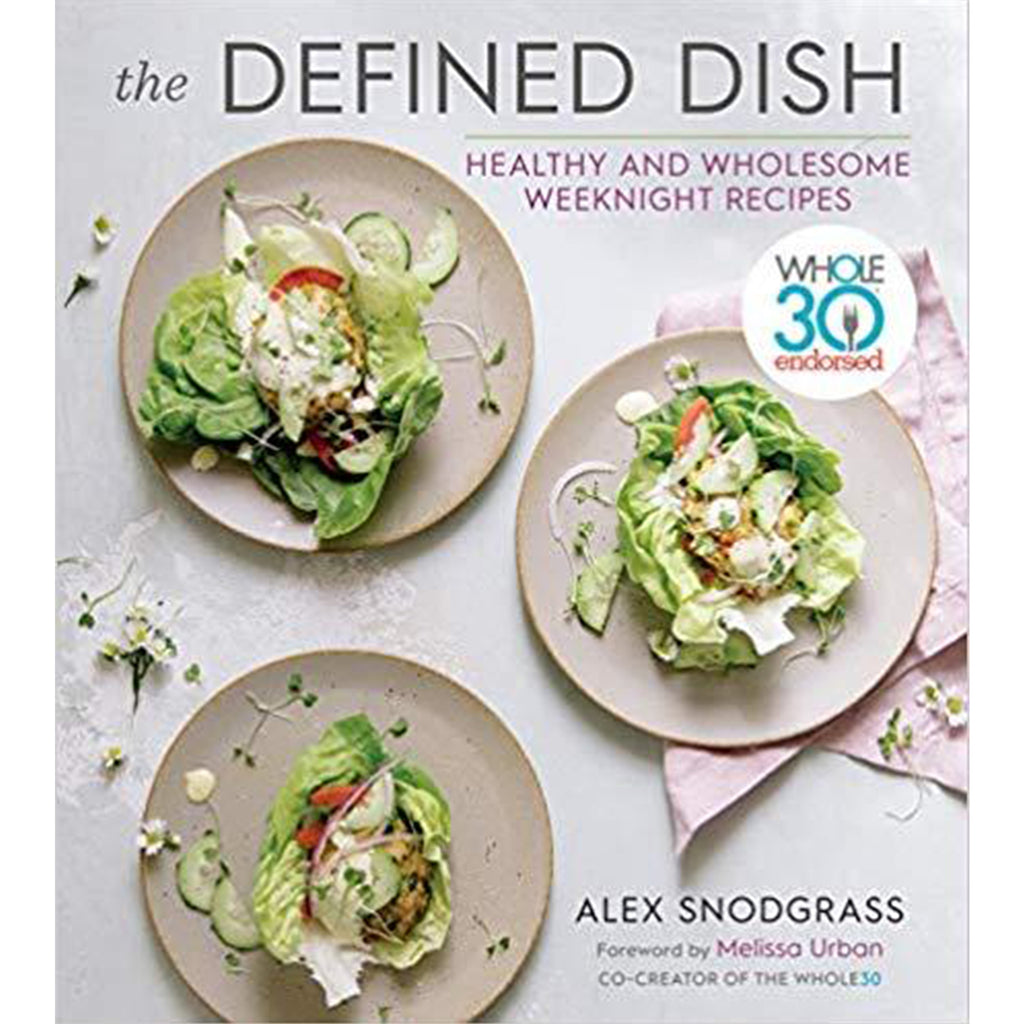 Defined Dish - All She Wrote