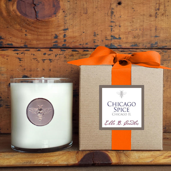 Chicago Spice Candle - All She Wrote