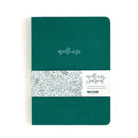 Wellness Journal - All She Wrote