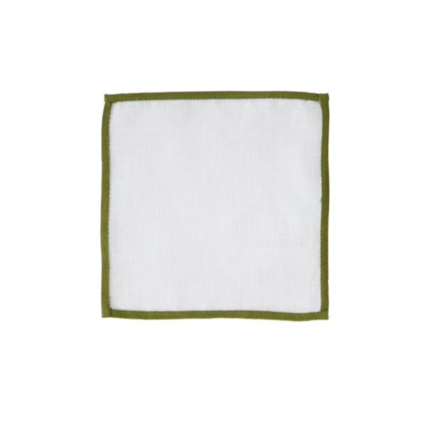 Color Edge Square Placemat