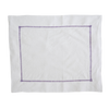 Ladder Edge Rectangle Placemat - All She Wrote