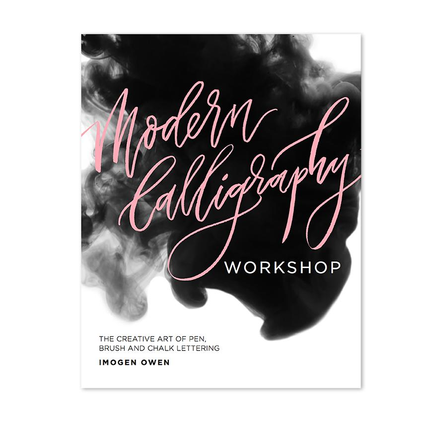Modern Calligraphy Workshop - All She Wrote