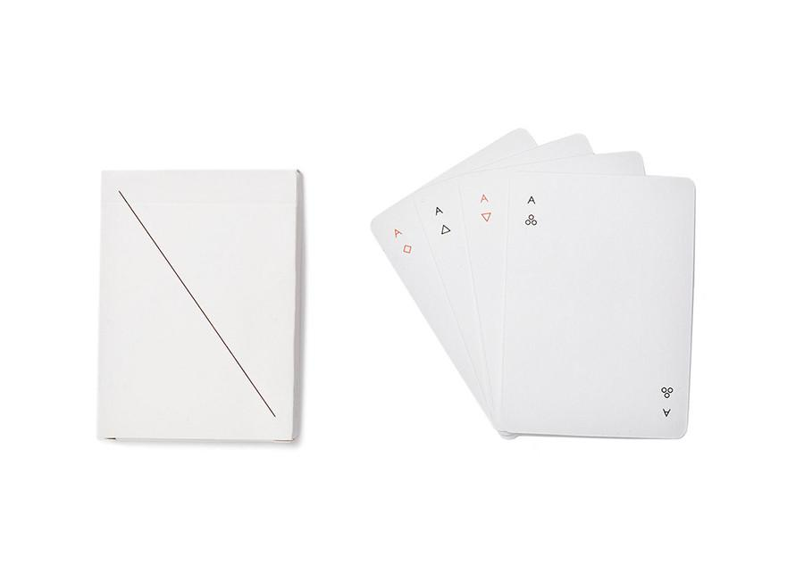 Minim Playing Cards - All She Wrote