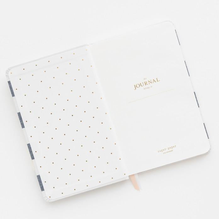 Flax Dot Essential Journal - All She Wrote