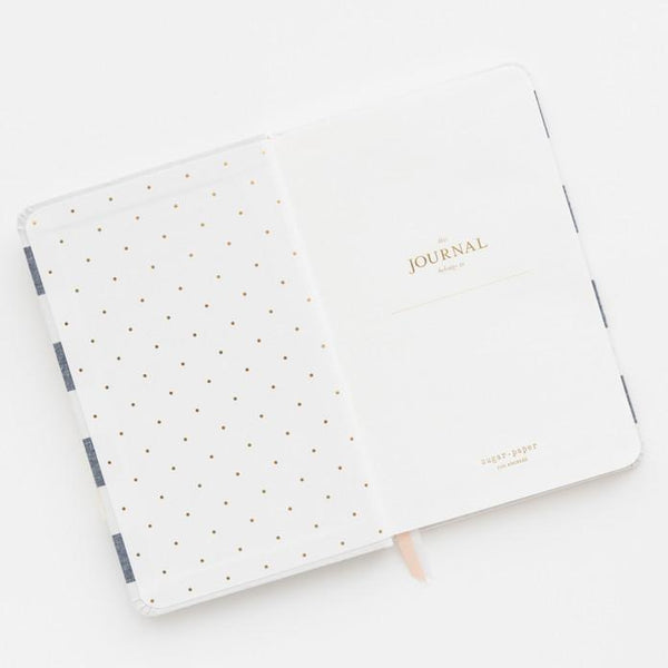 Sugar Paper Flax Dot Essential Journal