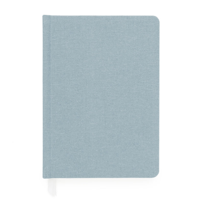 Tailored Blue Journal