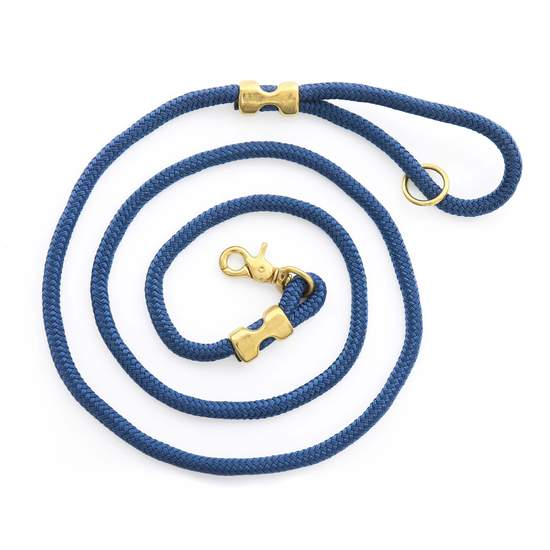 Ocean Marine Rope Dog Leash - All She Wrote