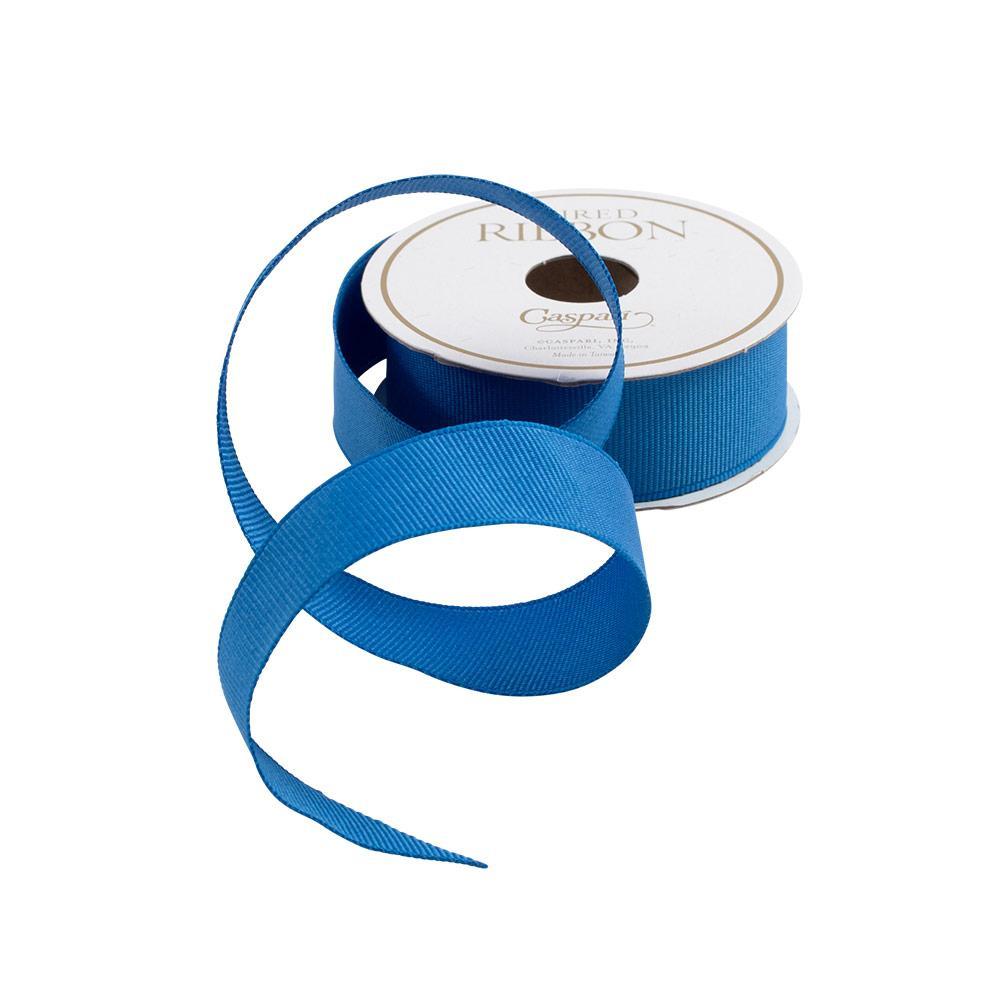 Blue Grosgrain Ribbon - All She Wrote