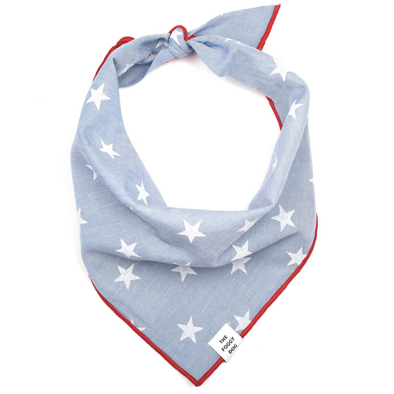 Liberty Dog Bandana - All She Wrote