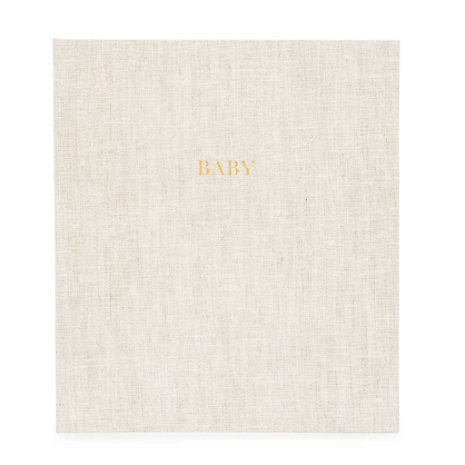 Flax Baby Book - All She Wrote