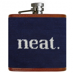 Neat Flask - All She Wrote