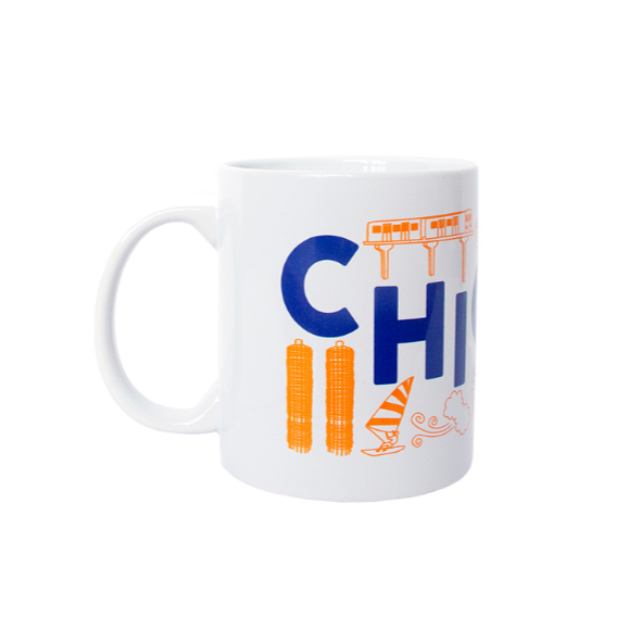 Chicago Mug - All She Wrote