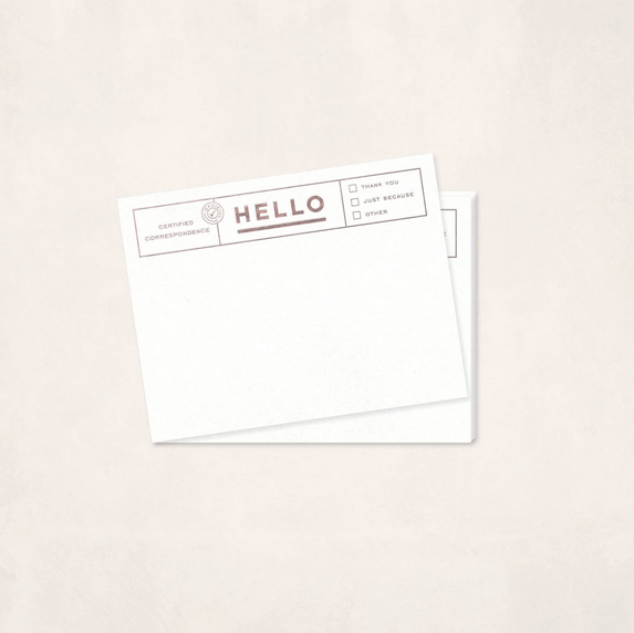 Hello Notepad - All She Wrote