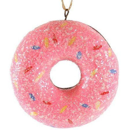 Doughnut Ornament - All She Wrote