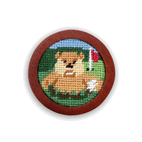 Gopher Golf Ball Marker