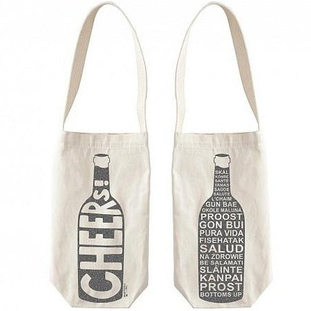 Cheers! Wine Tote - All She Wrote