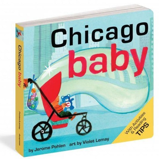 Chicago Baby - All She Wrote