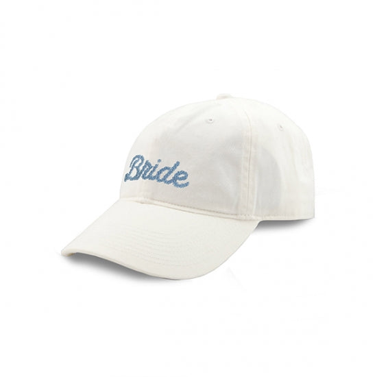 Bride Needlepoint Hat - All She Wrote