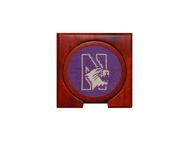 Northwestern University Coaster Set - All She Wrote