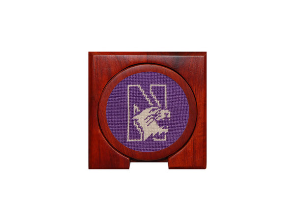 Smathers & Branson Coaster- Northwestern University - All She Wrote