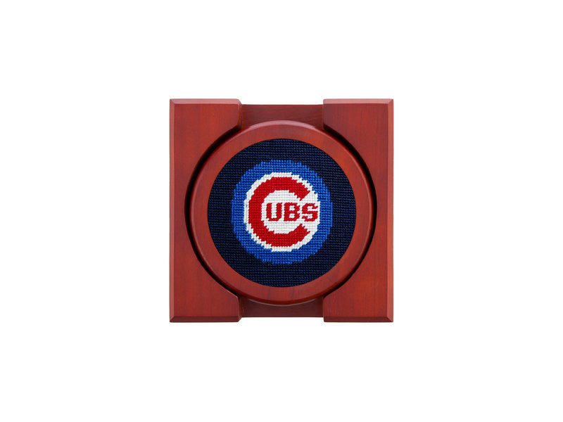 Chicago Cubs Coaster Set - All She Wrote