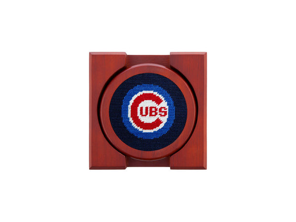Smathers & Branson Coaster- Chicago Cubs
