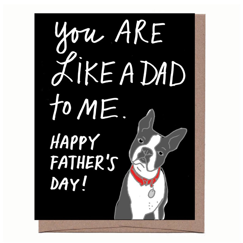 Like A Dad Card - All She Wrote
