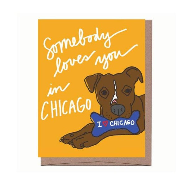 Somebody in Chicago Boxed Stationery - All She Wrote