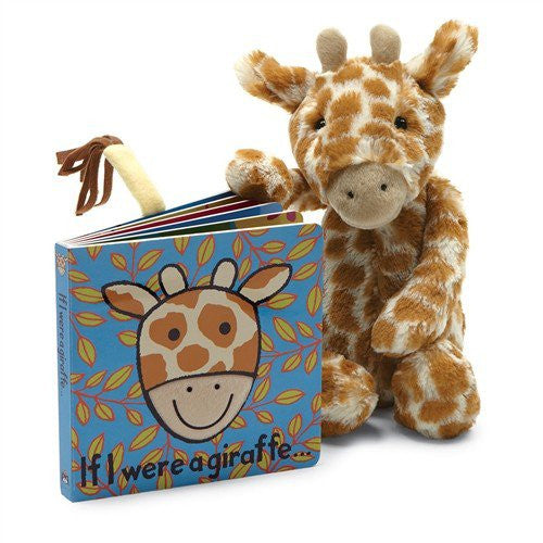 If I Were a Giraffe - All She Wrote